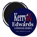 Kerry Edwards 10-pack Magnets