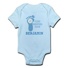 Future Basketball Player Personalized Body Suit