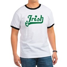 Irish shamrock T