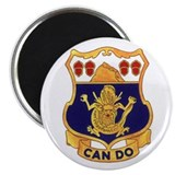 "Cute Military honors 2.25"" Magnet (10 pack)"