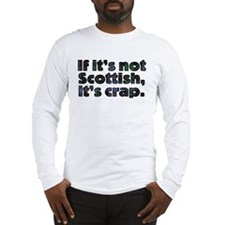 Scottish Long Sleeve T-Shirt