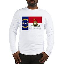Dont Tread on Me North Caroli Long Sleeve T-Shirt