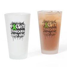 Muscular Dystrophy Fight Drinking Glass