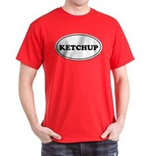 Ketchup Couples T-Shirt