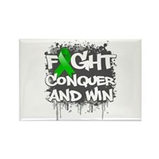 Gastroparesis Fight Rectangle Magnet