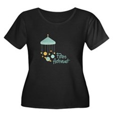 Future Astronaut Plus Size T-Shirt