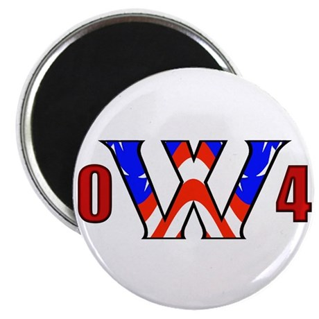 "W 04 2.25"" Magnet (100 pack)"