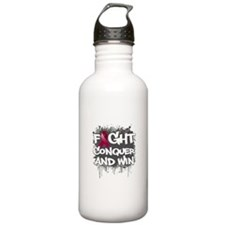 Amyloidosis Fight Water Bottle