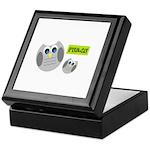 PEACE Owls Keepsake Box