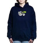 PEACE Owls Hooded Sweatshirt