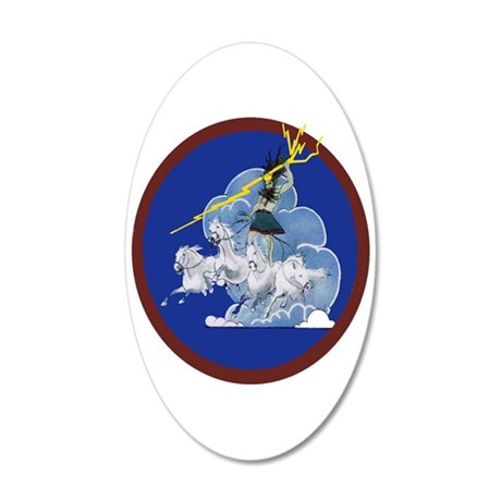 VP 13 Flying Neptunes 20x12 Oval Wall Decal