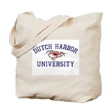 Dutch harbor U Tote Bag