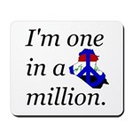 One in a Million Mousepad