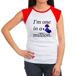 One in a Million Women's Cap Sleeve T-Shirt