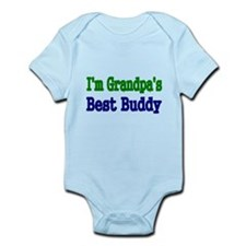 Im Grandpas Best Buddy Body Suit