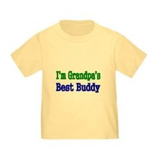 Im Grandpas Best Buddy T-Shirt