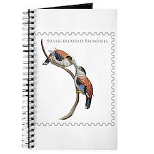 Silver-breasted Broadbill Journal