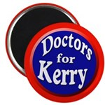 Doctors for Kerry (magnet)