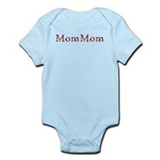 Mommom Pink Flowers Body Suit