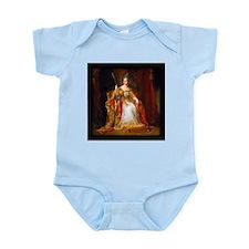Queen Victoria Infant Bodysuit