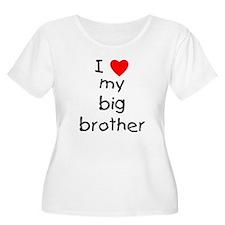 I love my big brother T-Shirt