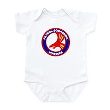 VP 19 Big Red Infant Bodysuit