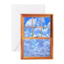 Window in the Clouds Cards (Pk of 10)