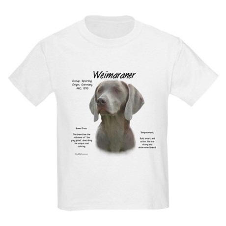 Weimaraner Kids Light T-Shirt