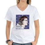 Cuchulain Women's V-Neck T-Shirt