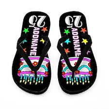 TRENDY 25TH Flip Flops