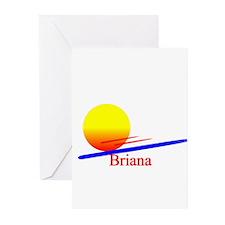 Briana Greeting Cards (Pk of 10)
