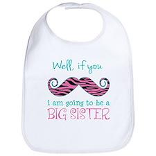 Im Going to be a Big Sister Bib