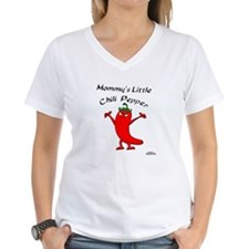 Mommy's Little Chili Pepper Shirt