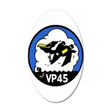 VP 45 Pelicans Wall Decal