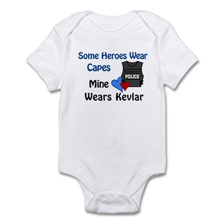 Kevlar Hero Infant Bodysuit