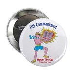 HONOR THY CAT! Button (10 pk)