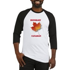canadianG Baseball Jersey