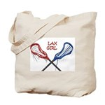 LAX GIRL TOTE BAG