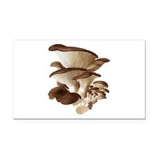 Mushrooms Rectangle Car Magnet