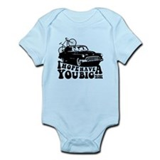 Big Trunk Infant Bodysuit