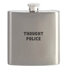 THOUGHT POLICE Flask