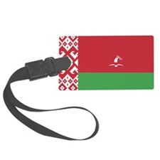 Team Freestyle Belarus Luggage Tag