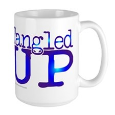 Tangled Up/Dylan Mugs