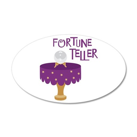 Fortune Teller Wall Decal