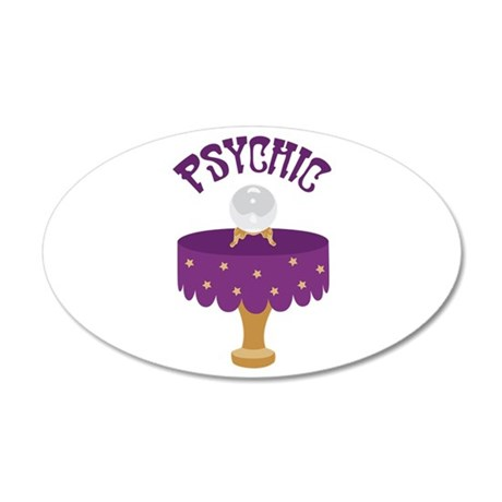 Psychic Wall Decal