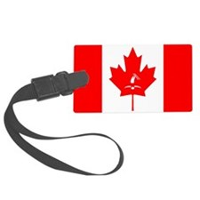 Team Freestyle Canada Luggage Tag