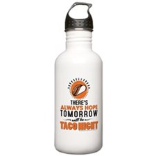 OITNB Taco Night Sports Water Bottle Stain