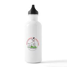 Rocky Mountain Dancin' Dogs Logo Water Bottle
