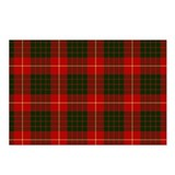 Clan Cameron - Just Tartan Postcards (8 postcards)