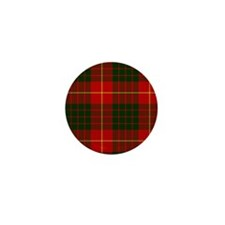 Clan Cameron - Just Tartan Mini Button (10 pack)